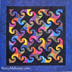 Twist and Shout by Nancy Mahoney