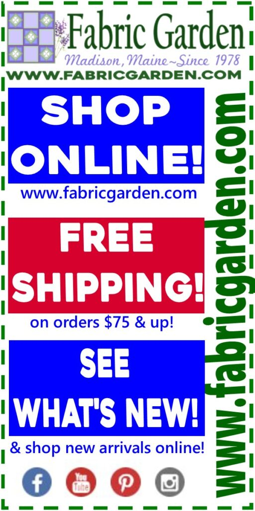 Fabric Garden