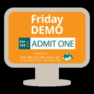 Live Demos Friday