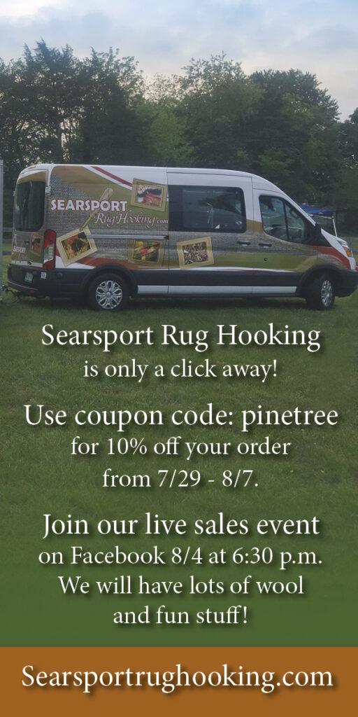 Searsport Rug Hooking