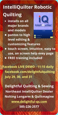 Delightful Quilting and Sewing