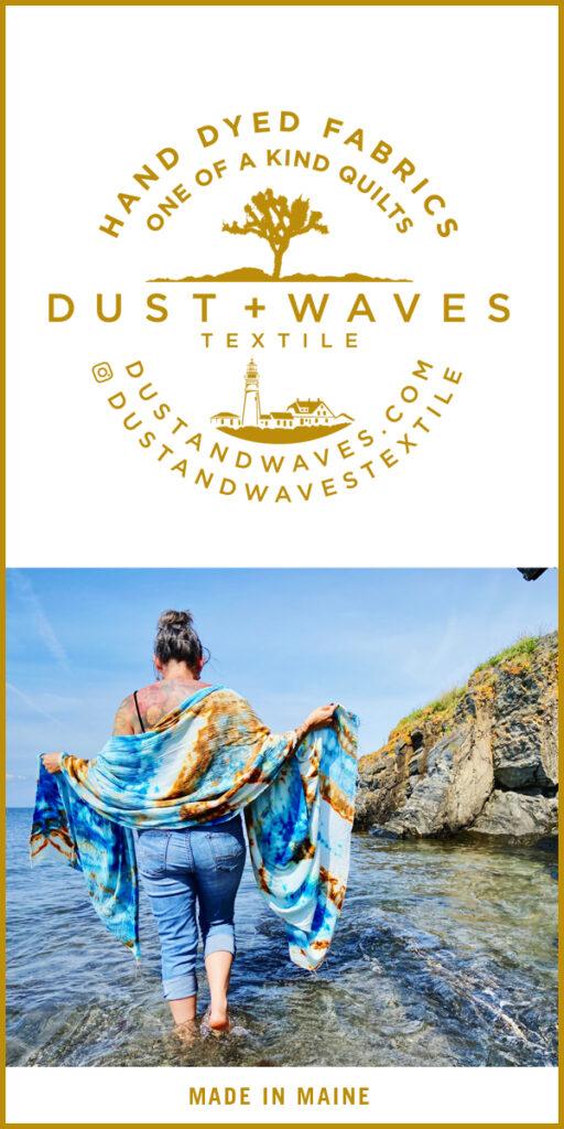 Dust + Waves Textile